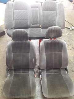 Wira car seat