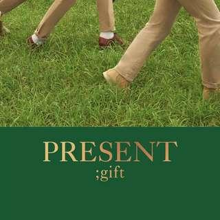 [PHOTOBOOK] EXO - [PRESENT ; gift]