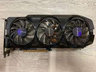 Gigabyte GTX 760 OC-2GB Windforce