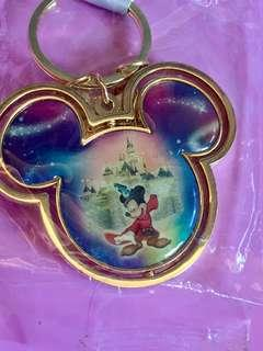 Disneyland 迪士尼 米奇老鼠鎖匙扣 Mickey Mouse key chain 限量版 limited edition 全新 NEW!