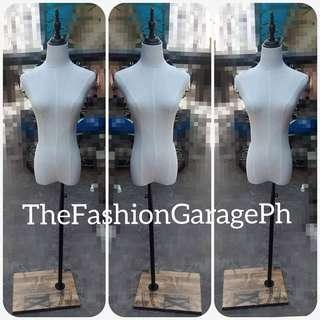 French Type Canvas Mannequin
