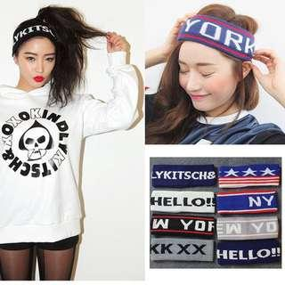 Ulzzang headbands