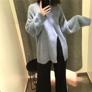 🚚 開衩毛衣