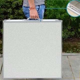 Hand Carry Foldable Table 120 * 60 cm