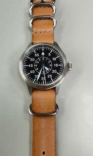 42mm 機械飛行錶