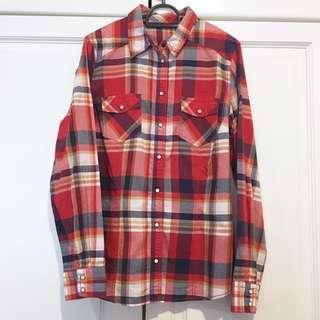 Marks & Spencer Plaid Shirt