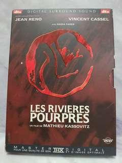 LES RIVIÈRES POURPRES (FRENCH DVD) 2DVDs