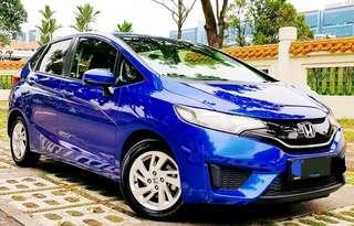 Honda Jazz 1.3 i-VTEC LX Auto