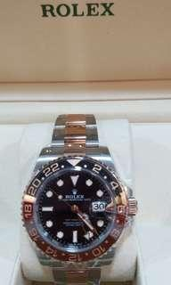 🚚 Rolex RootBeer 126711CHNR
