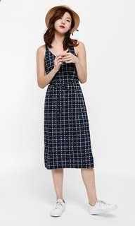 Love Bonito Ardelo Printed Slip Dress