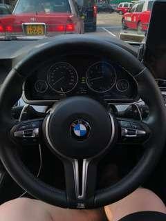 BMW M Sport 軚盤連airbag