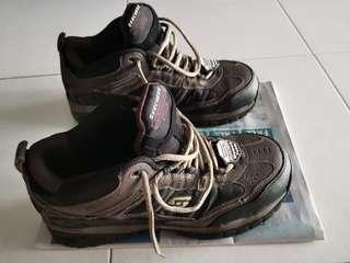 🚚 Sketchers composite safety boots US11 UK10 Eur45