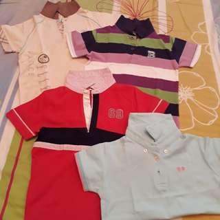 Boy's Polo T shirt