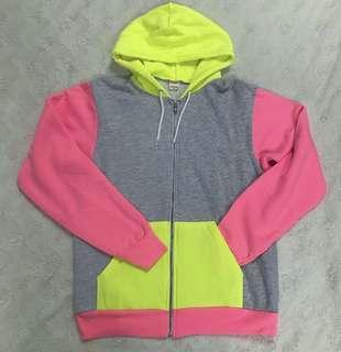 🚚 American apparel lip up hoodie