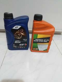 Semi Synthetic Castrol Power 1 Engine Oil for Sale