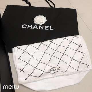 🚚 正品 Chanel  磁盒  紙盒 緞帶 山茶花 Boy 25 coco woc