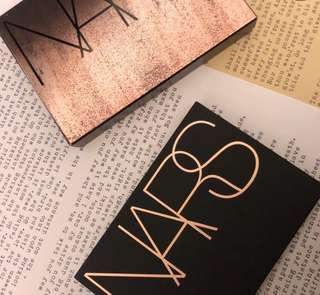 Nars 眼影盤 skin deep eyeshadow palette