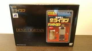全新 Bandai 超合金 黃金戰士 GB-41 Denji Lightan