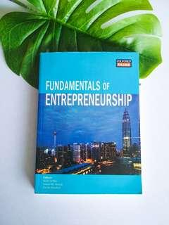 Fundamentals Entrepreneurship oxford fajar
