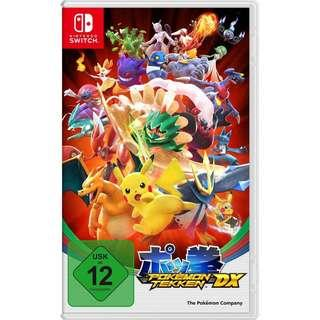Looking to trade / sell switch games Pokken tournament