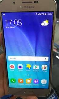 Secondhand Samsung A8(2gb+32gb)