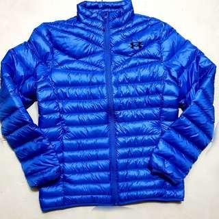 正品 全新吊牌 當初買6000 UA ColdGear® Infrared Turing 羽絨外套 超輕保暖 防水 透氣