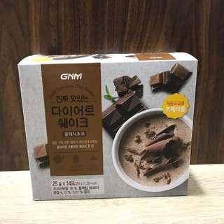 GNM減肥代餐 (朱古力味) (有現貨2盒, 另可預訂, 大約14日到貨)