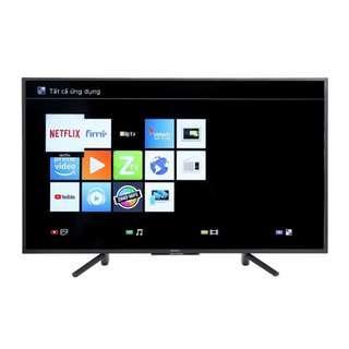 SONY KDL-43W660F | LED | Full HD | High Dynamic Range (HDR) | Smart TV - 1 year warranty