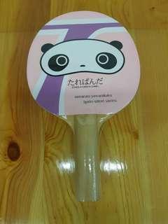 日本扒地熊乒乓球拍