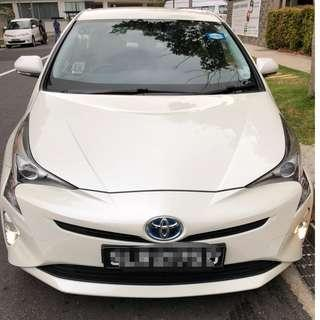 ProDriver PHVillage Prius for Lease