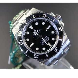 Brand New Rolex Submariner No Date 114060 (Cash)