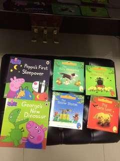 Children books + mystery free gift