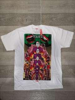 Supreme Gilbert & George tee fcrb wtaps descendant cdg nbhd