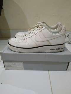 Nike Air Force 1 pivot star white