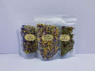 Dried Flowers and Herbs for Small Animals