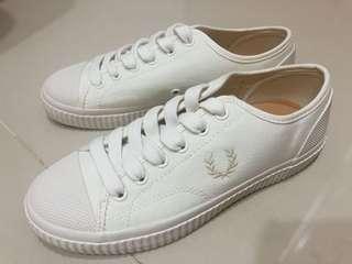 🚚 .全新正品現貨💓Fred perry 休閒鞋❣️