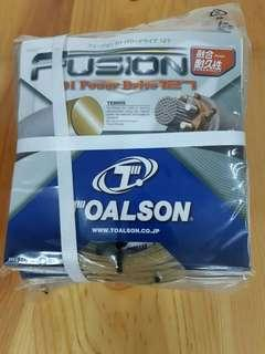 Toalson Fusion 01 Power Drive 127 綱球線10條