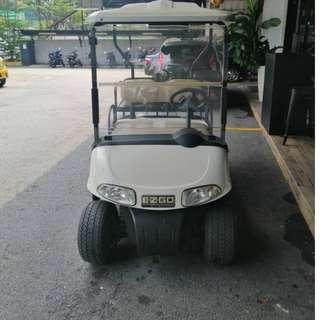 Golf Buggy (Four Seater)