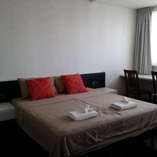 Orchard Towers, Rooms with attached bathrooms, For rent