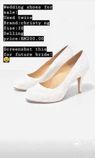 Christy Ng heels