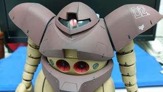 日本直送塗裝完成品 1/100 MG MSM-03 GOGG #1234