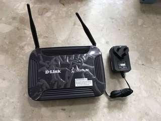 D-Link DVG-N5402SP