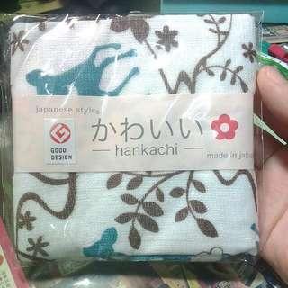 🚚 日本小方巾