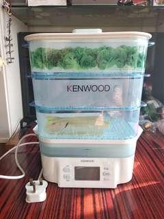 Kenwood 食物蒸煮器 FS471   Kenwood Food Steamer FS471