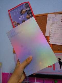 BTS Love Yourself; Answer F Version Album