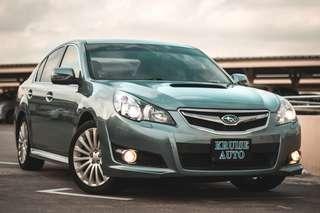 Subaru Legacy 2.5 GT Sedan Auto