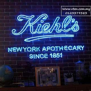 [Pre Order] Custom made Neon Signboard Billboard Wedding Sign Custom Font Word Logo Colour (Not Real Price)