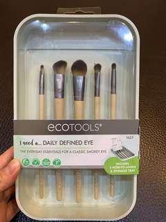 🚚 Ecotools 眼影刷五件組 美國進口全新