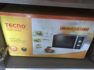 🚚 Microwave Oven and toaster
