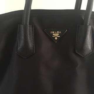 afc763709f6b prada bag black